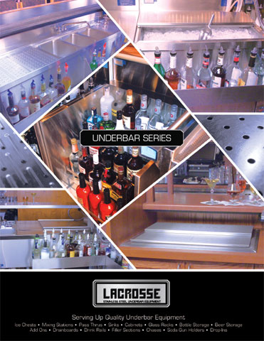 Stainless Steel Underbar Brochure